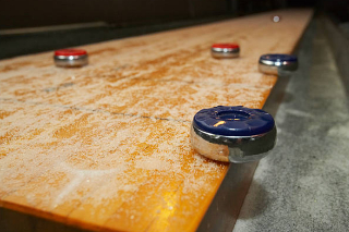 SOLO® Shuffleboard Movers Salt Lake City, Utah.